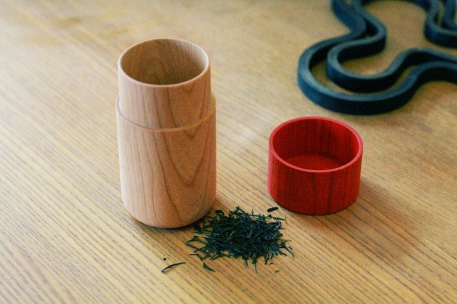 SOJI TEA LEAF BOX