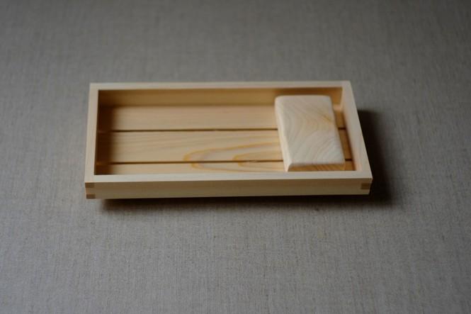 Hinosa soap dish