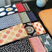 Kamawanu tenugui are back! Come choose yours! . #handdyed #japan #colors @bykamawanu